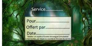 cheque foret